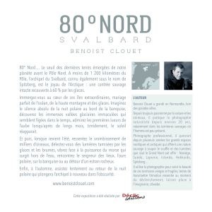 AFFICHE 80°NORD