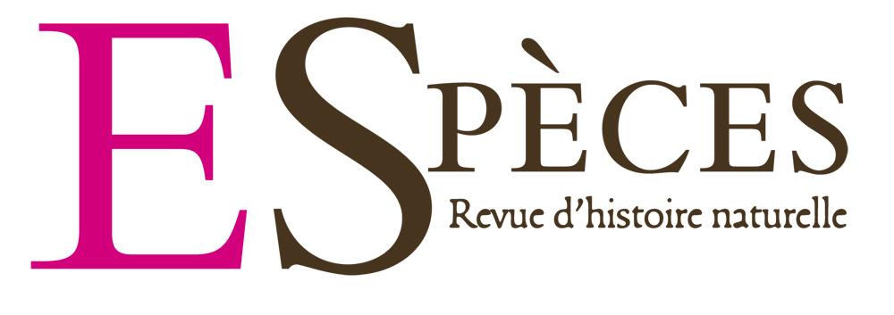 Espèces (revue) : revue d'histoire naturelle |