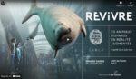 Revivre : les animaux disparus en réalité augmentée