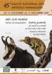 45ème Salon National des Artistes Animaliers